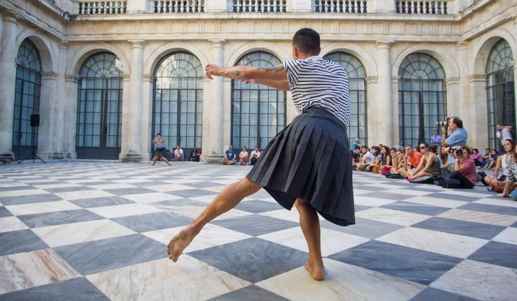 Este finde comienza la 25ª edición del festival MES DE DANZA