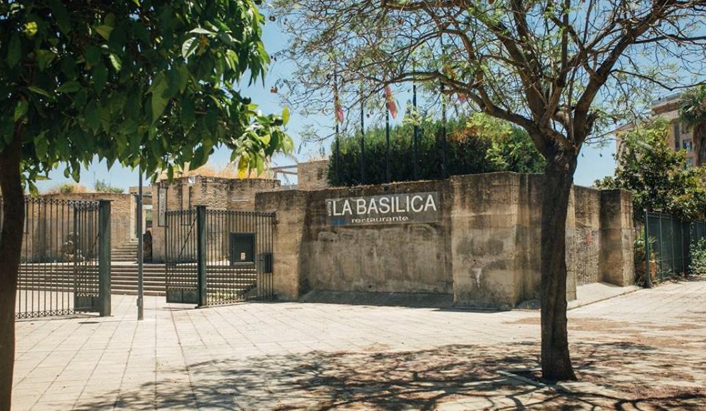 La Basílica, el restaurante erigido sobre el gran proyecto de Aníbal González