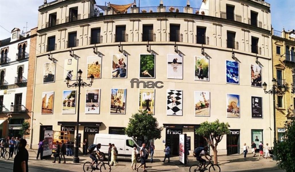 Fnac cambias sus míticas fotos de la fachada