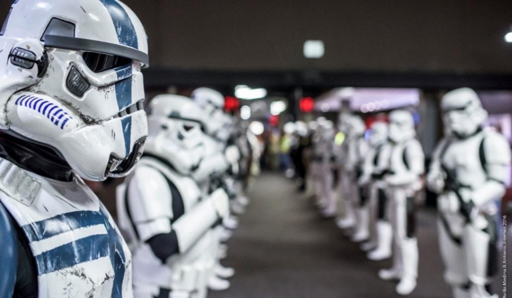 Este finde habrá un gran desfile de 'Star Wars' en Sevilla