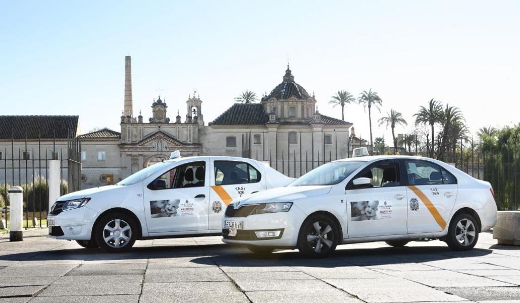 La tarifa mínima de los taxis de Sevilla subirá en 2019