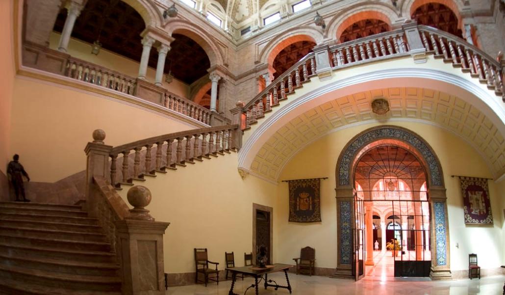 El Museo Histórico Militar, el gran desconocido de Sevilla