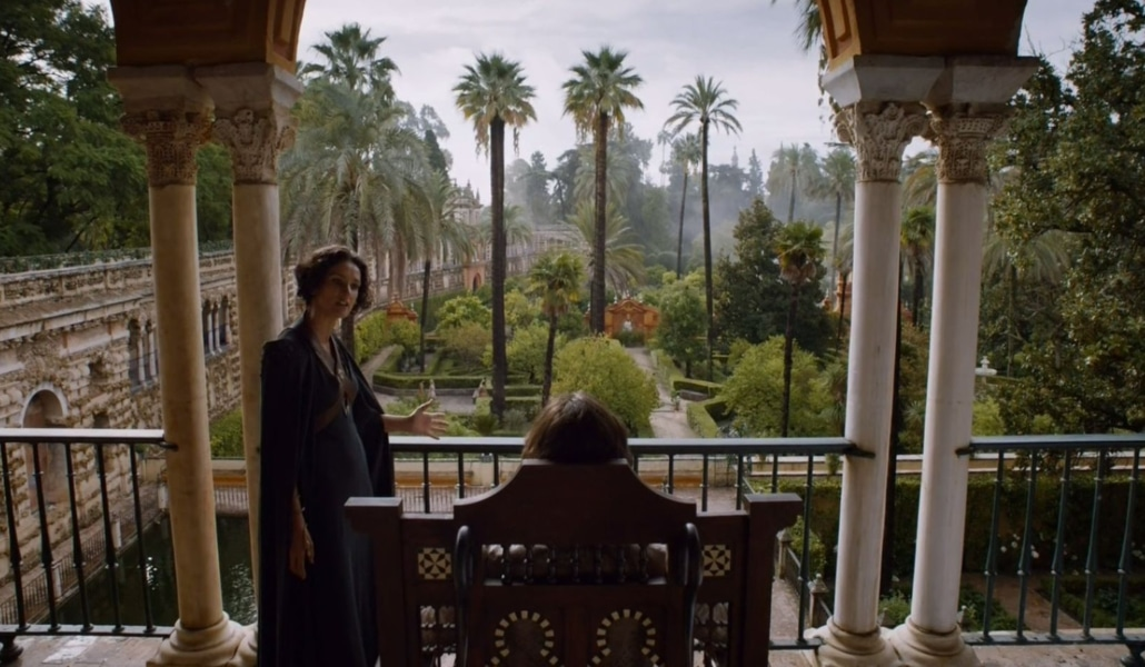 La primera película basada en 'Juego de Tronos' se rodará en Sevilla