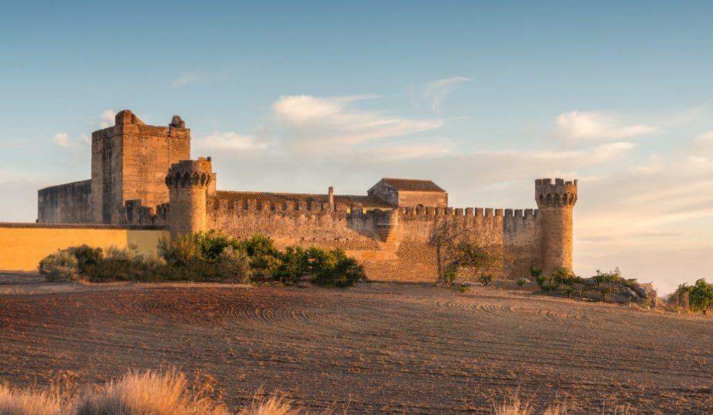 El castillo de Marchenilla, vestigios del Medievo en la provincia de Sevilla