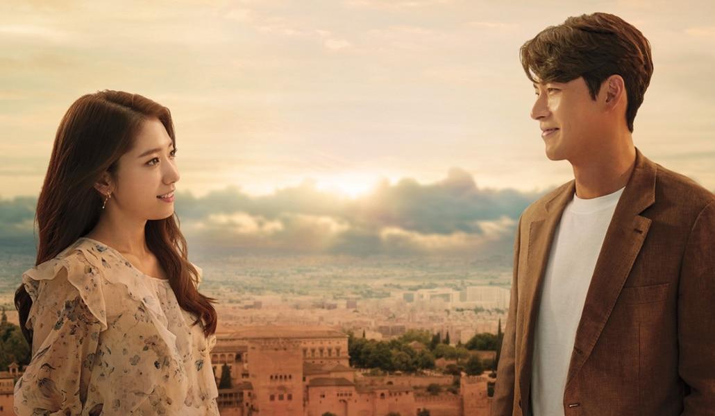 'Memorias de la Alhambra', la serie de Netflix surcoreana ambientada en Granada
