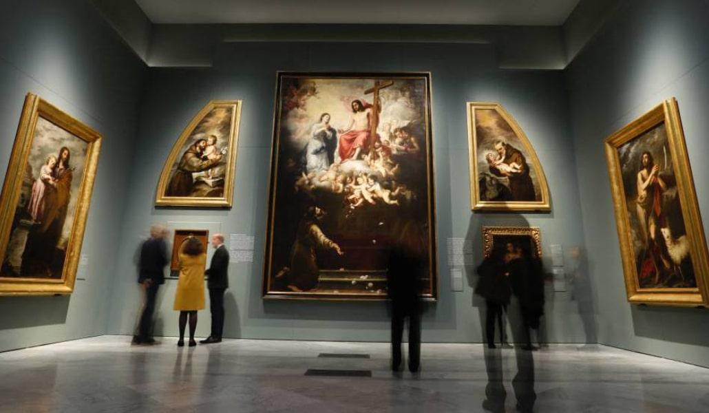 Hoy se celebra el 400 aniversario de Murillo con su mayor exposición