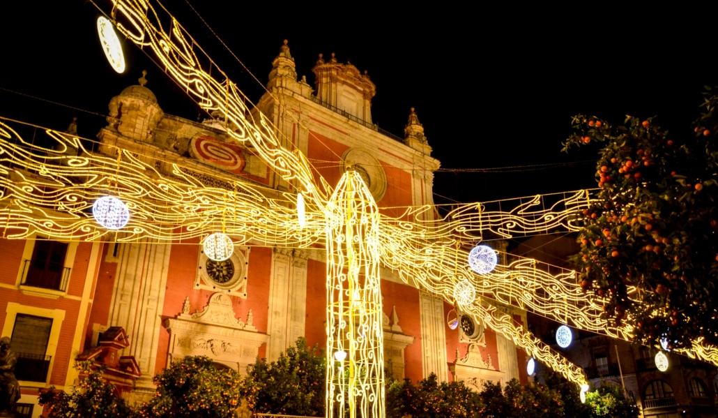 Tenemos fecha y hora del alumbrado navideño en Sevilla