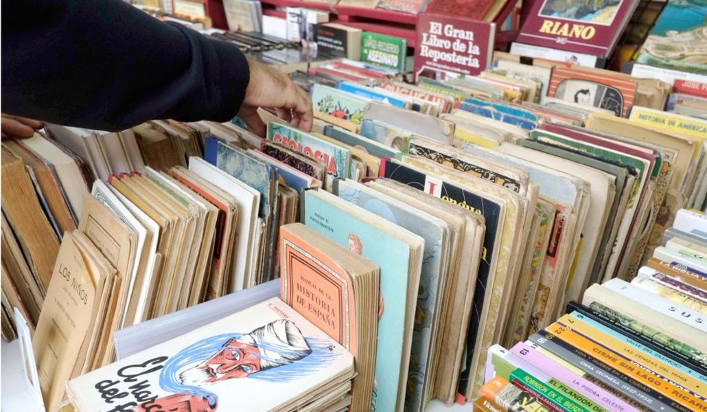 Comienza la 41ª Feria del Libro Antiguo de Sevilla
