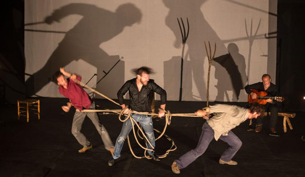 'Quejío', la obra que hizo historia en el flamenco, vuelve a Sevilla