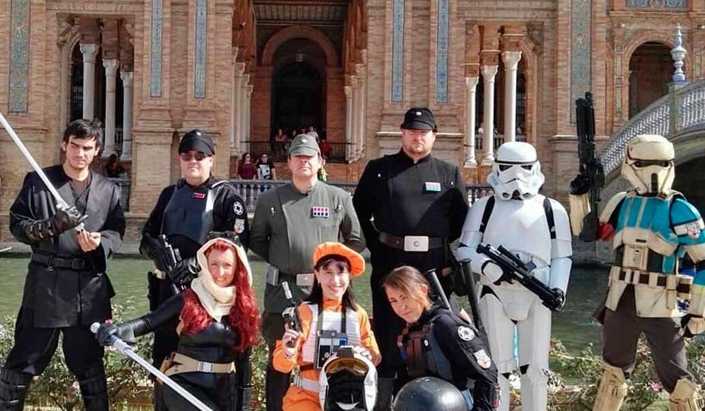 Este finde comienzan en Sevilla las Jornadas de Star Wars