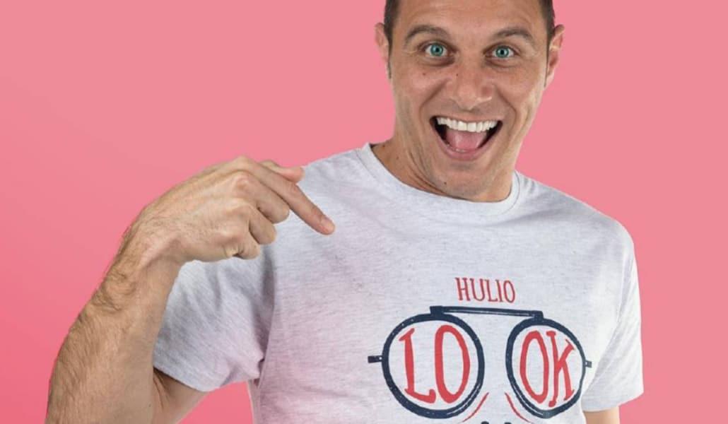 Joaquín lanza 'Hulio', su marca de ropa solidaria