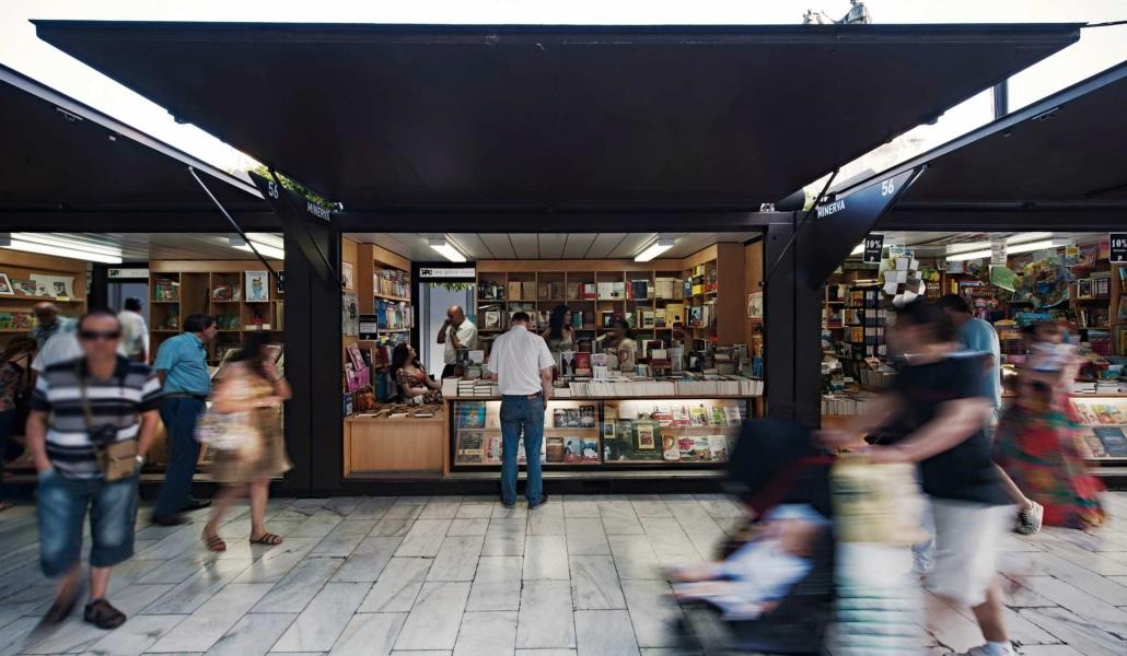 Portugal será el país invitado en la próxima Feria del Libro de Sevilla