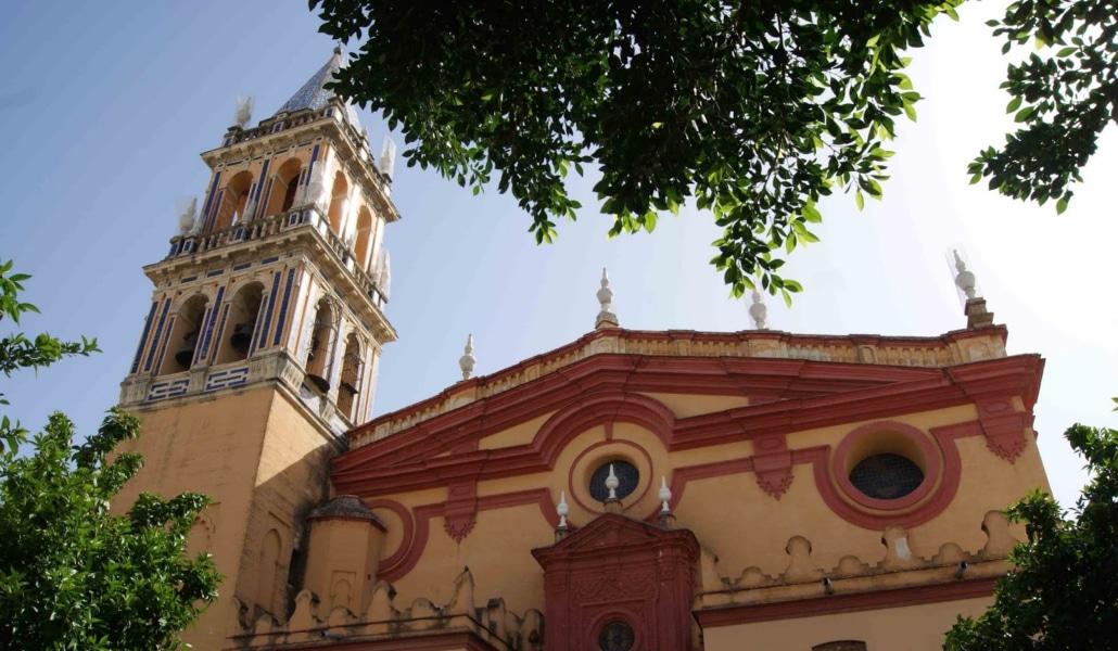 Triana se convierte en un escenario de cine italiano