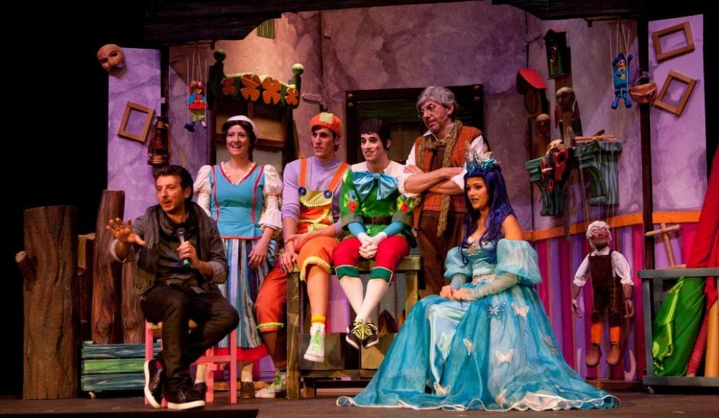 Llega a Sevilla 'Pinocho, un musical para soñar'