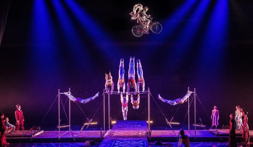 Sevilla traerá un nuevo espectáculo del Circo del Sol en 2020