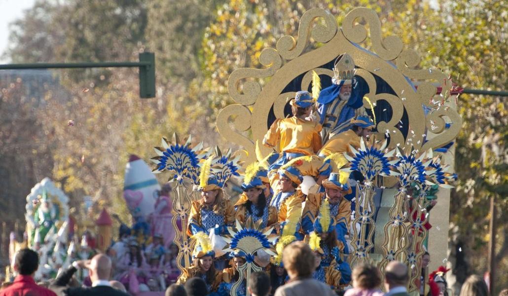 Habemus Reyes Magos de Sevilla