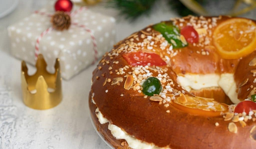 Dónde comprar el mejor roscón de Reyes en Sevilla