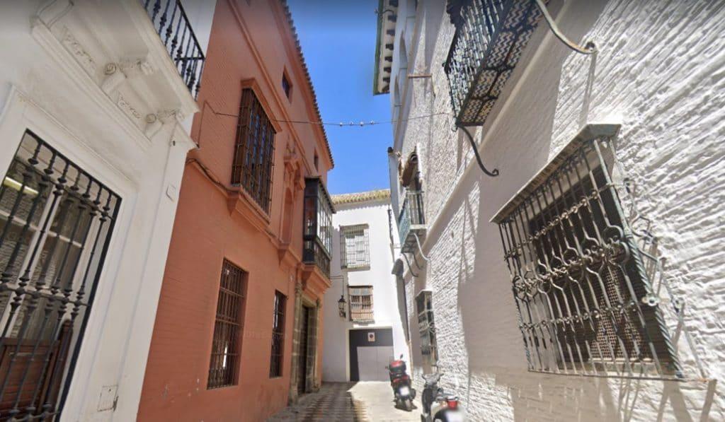 ¿Por qué la calle Lope de Rueda antes se llamaba Barrabás?