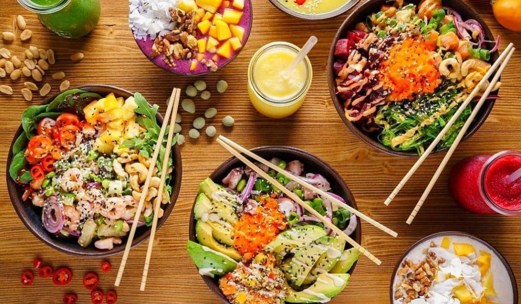 Poke: dónde comer en Sevilla la nueva moda gastronómica