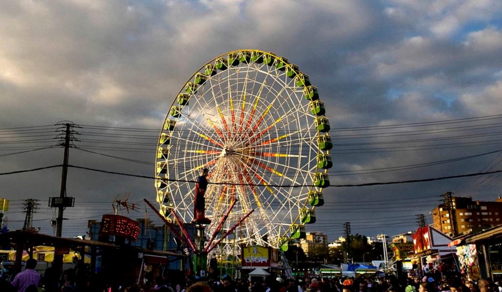 La Feria de Abril estará cuatro horas sin ruido para los niños autistas