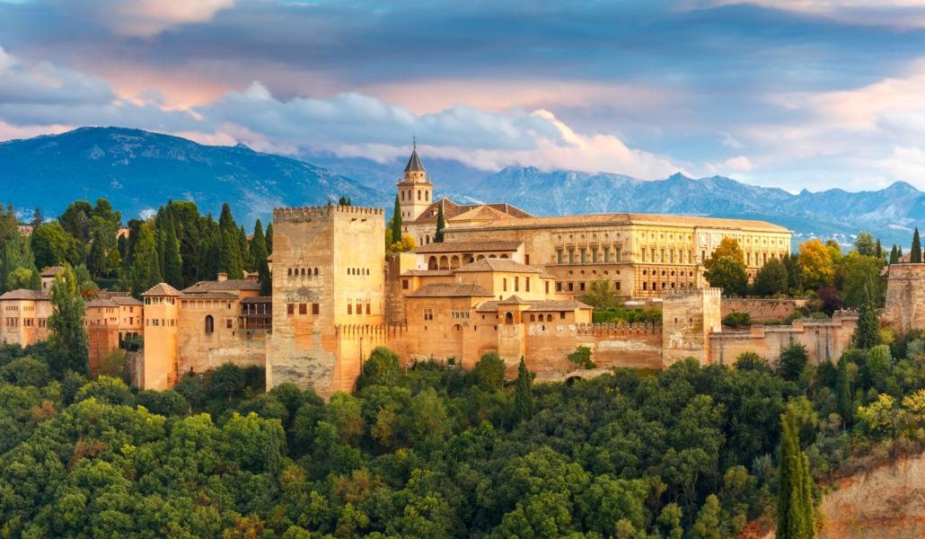 Las 26 maravillas de Andalucía: vota por tu favorita