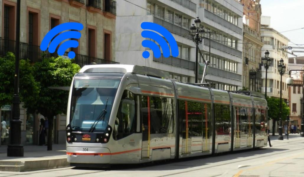 Tussam pondrá wifi gratis en toda su flota de transporte