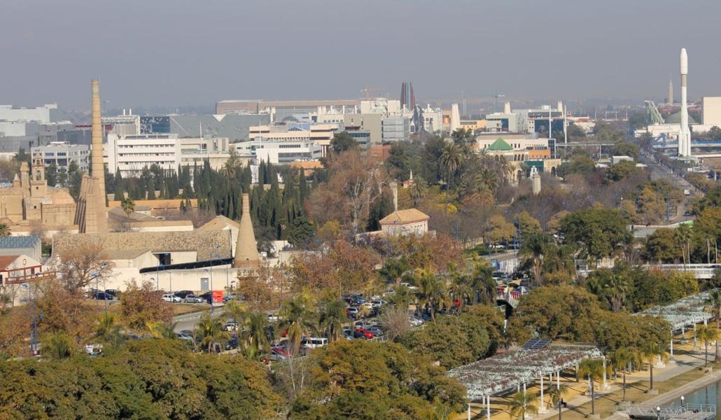 Sevilla podría tener un nuevo Ayuntamiento en La Cartuja