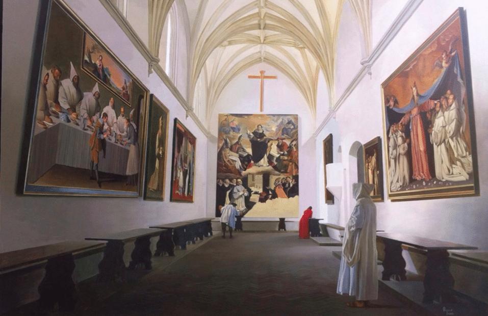 Fernando Vaquero pintor