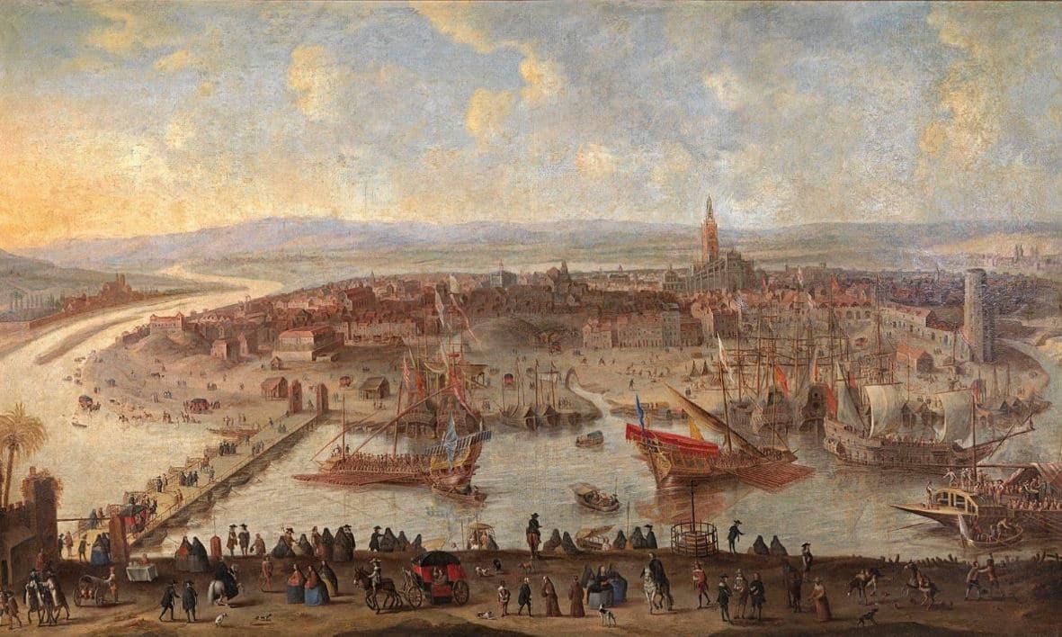 Sevilla, capital de España… durante dos años