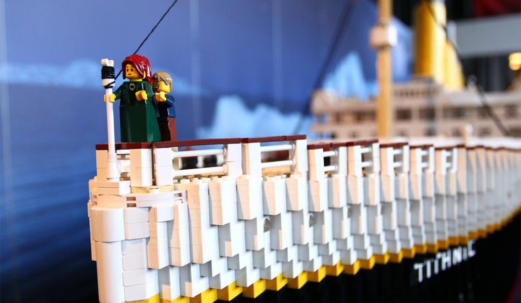 Travelling Bricks: la exposición de LEGO que no te debes perder
