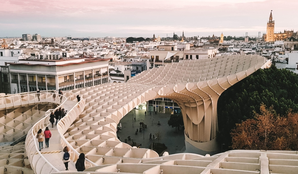 2018, el gran año del turismo en Sevilla