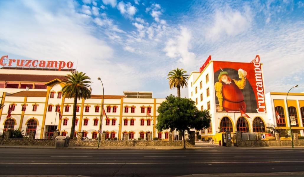 Sevilla tendrá en 2019 un centro cultural de Cruzcampo