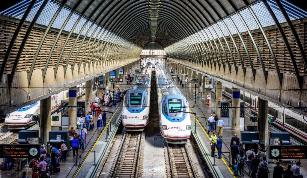 10 datos curiosos y desconocidos de la estación Santa Justa