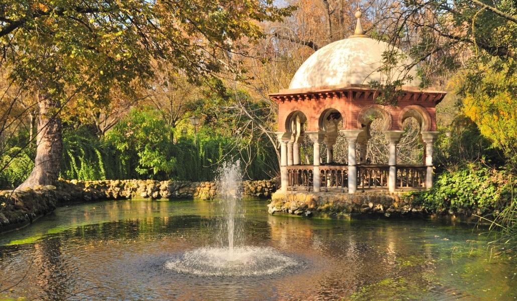 La razón por la que el Parque de María Luisa no es simétrico