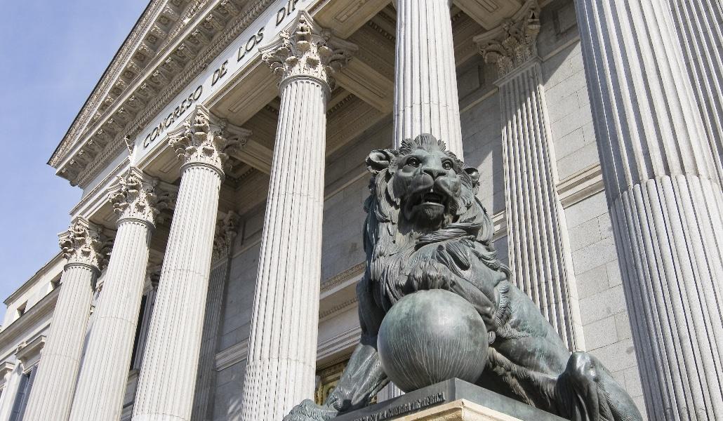 ¿Sabías que los leones del Congreso de los Diputados son sevillanos?