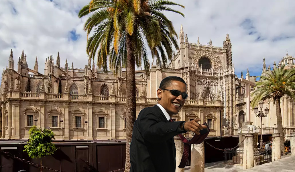 Obama visitará Sevilla en abril