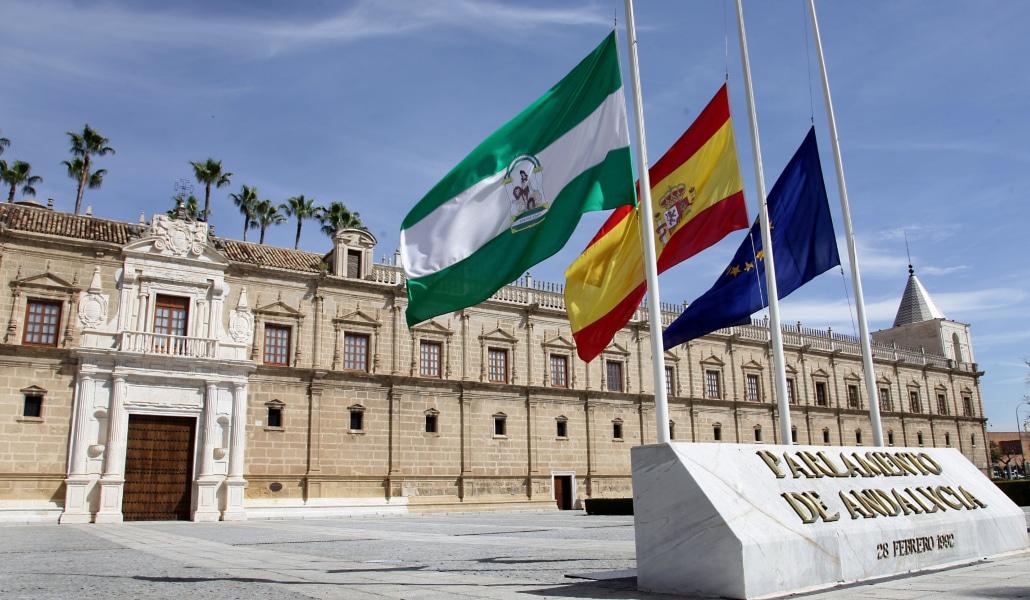 Visitas al Parlamento gratis por del Día de Andalucía