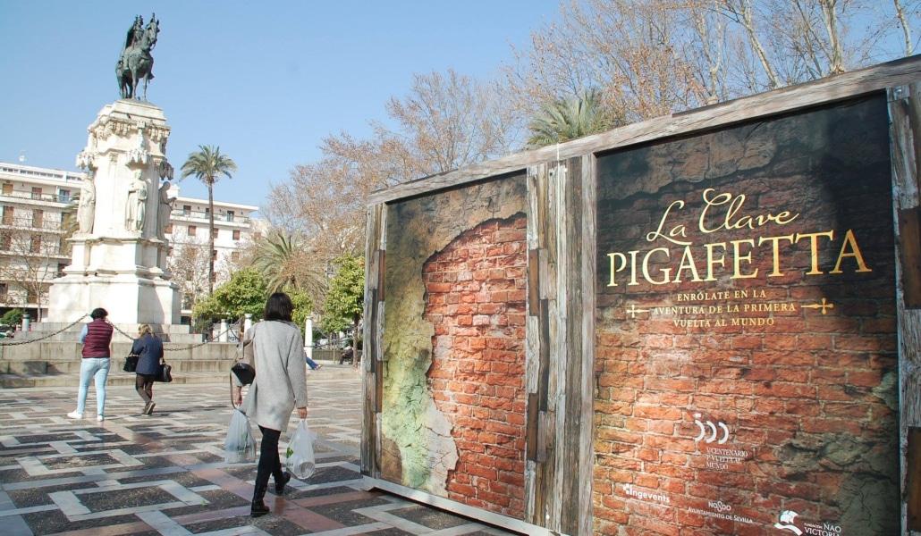 Un escape room conmemora el V Centenario de la Vuelta al Mundo