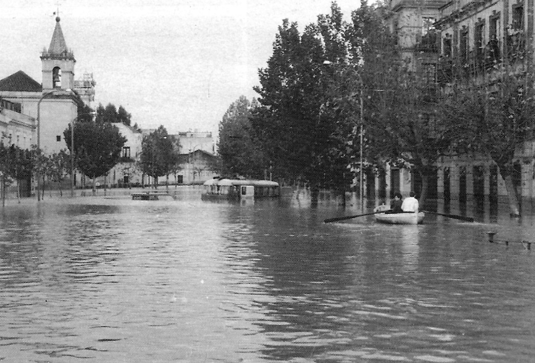 inundacion Sevilla