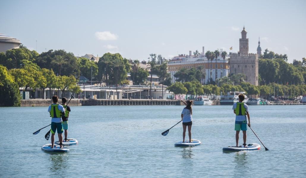 Las mejores actividades que puedes hacer con amigos en Sevilla
