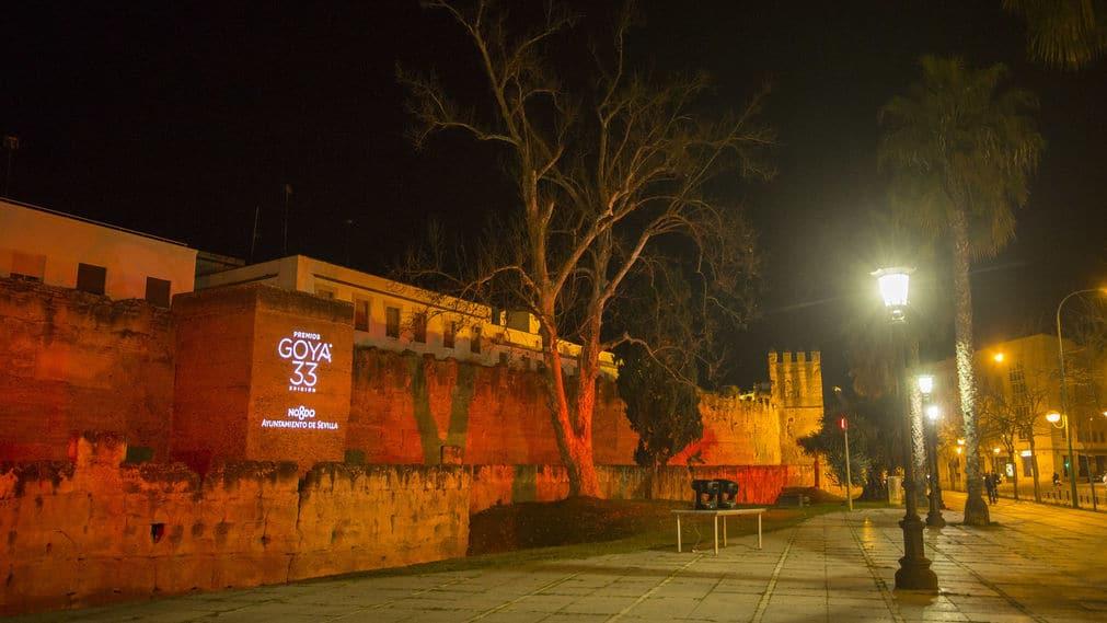 muralla macarena sevilla goya