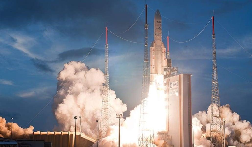 Una lanzadera espacial lleva el nombre de Sevilla