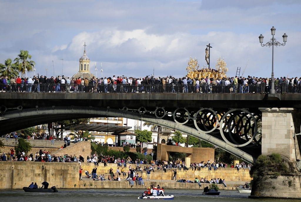 4 curiosidades del Martes Santo de Sevilla
