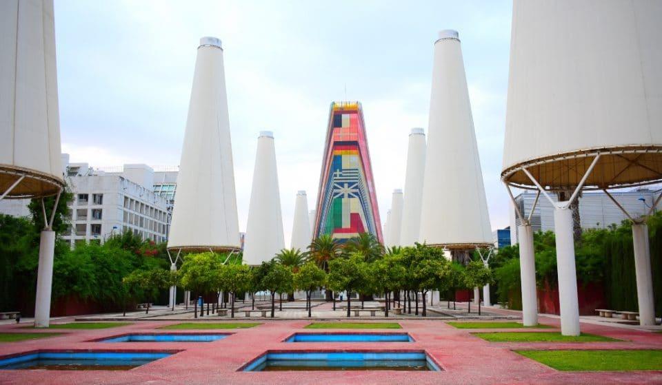 Paseo por las ruinas de la Expo 92