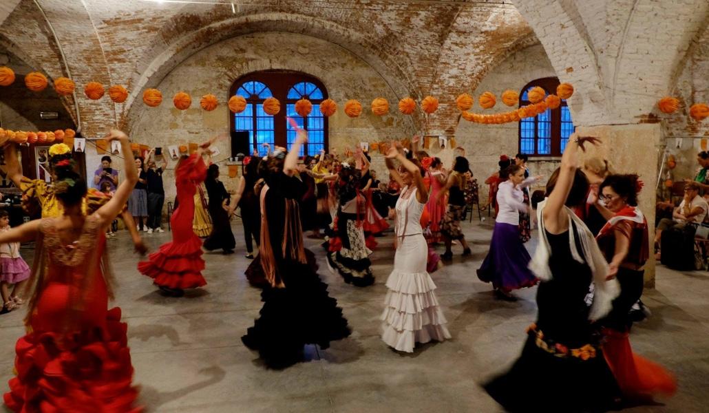 En Verona ya se están preparando para su Feria de abril
