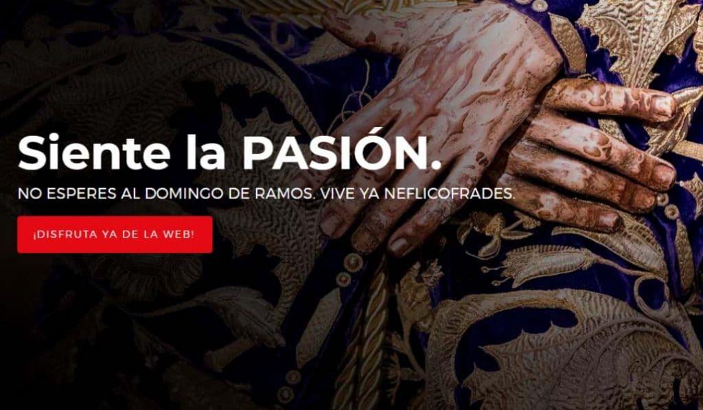 Crean en Sevilla el «Netflix» cofrade de la Semana Santa