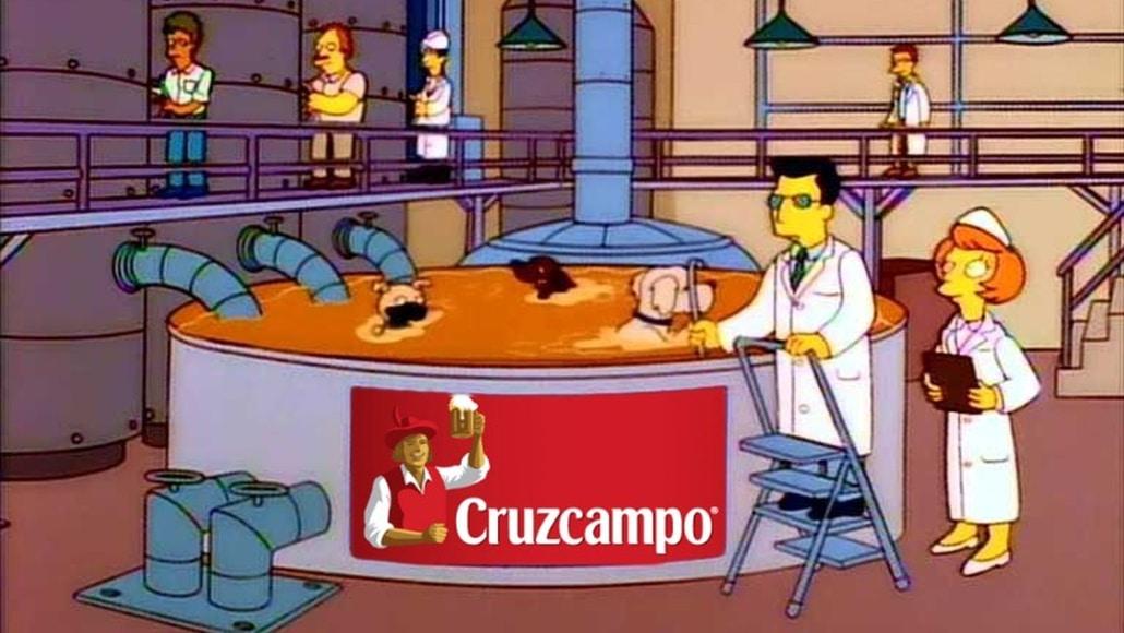 Cruzcampo, la cerveza con más memes de la historia