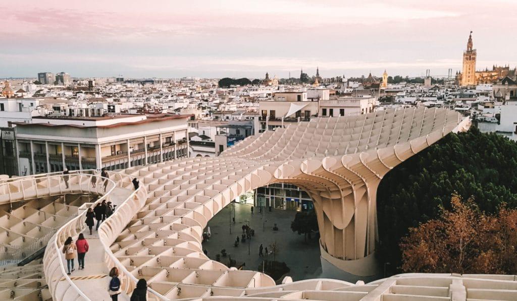 Sevilla es la mejor ciudad española para la generación 'millennial'