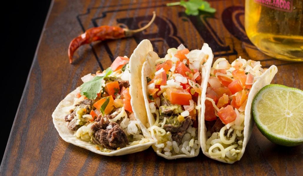 Ricos Tacos, la gastronomía Mexican Fusion que debes probar