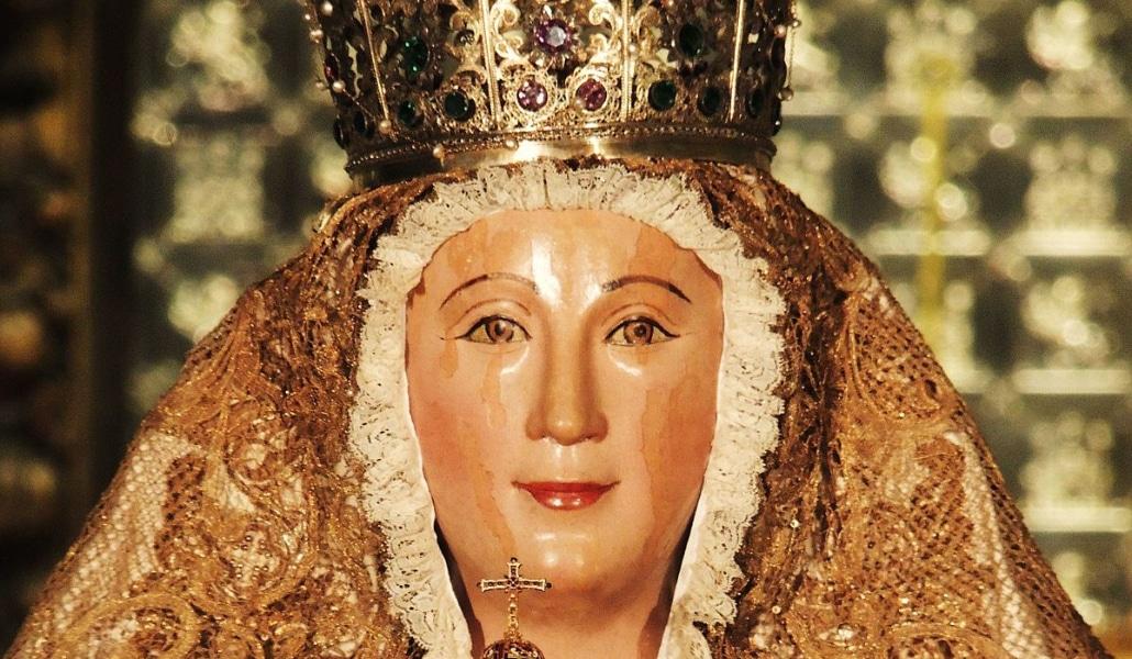 El joven de 17 años que robó el tesoro de la Virgen de los Reyes